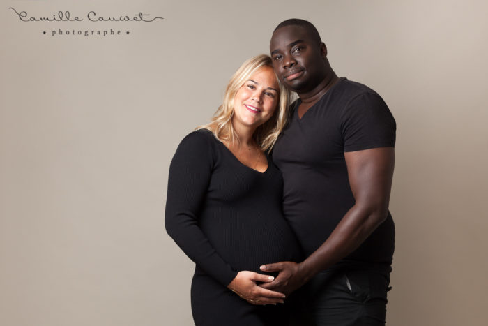 photo grossesse couple 77 studio