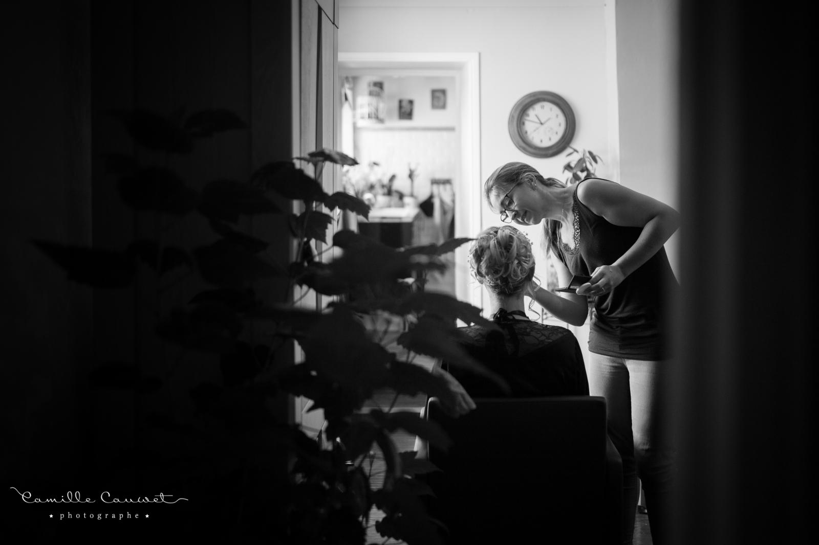 3 photographe mariage preparatifs nangis 77