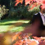 photo couple mariage automne lieusaint77