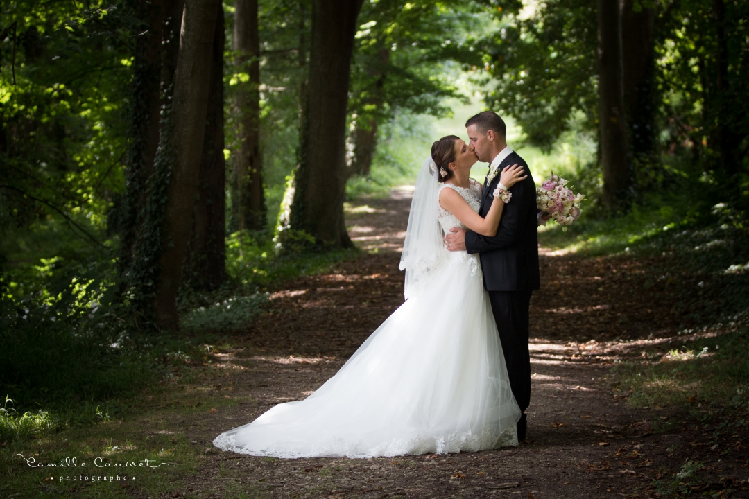 photo couple mariage foret 77 pringy