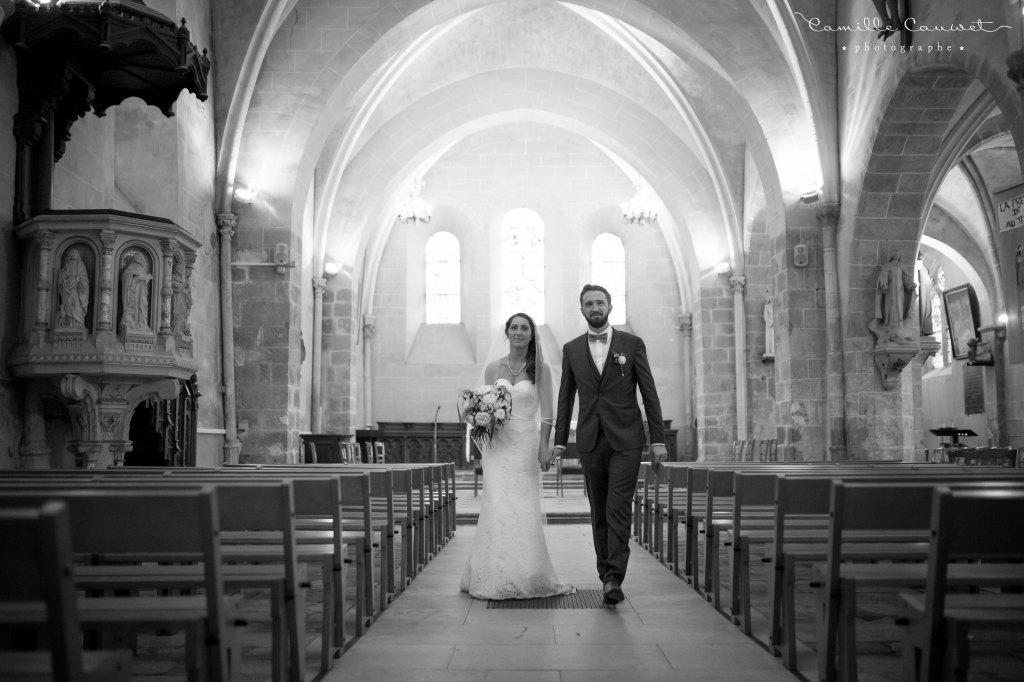 mariage sortie église 77