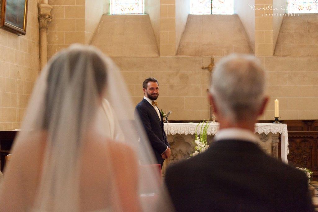 mariage 77 église