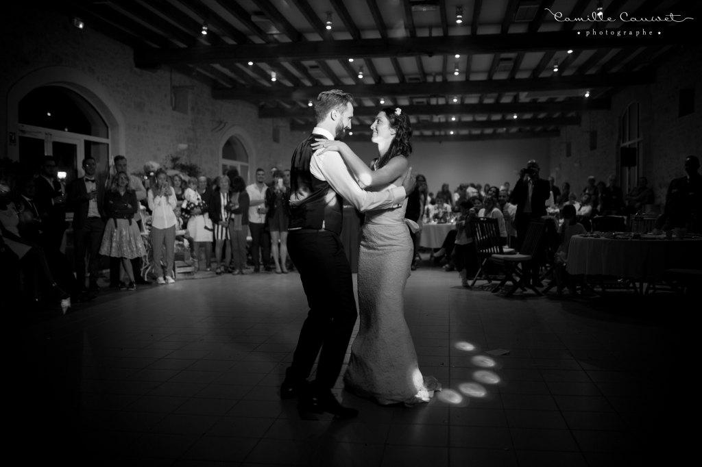 mariage ouverture de bal