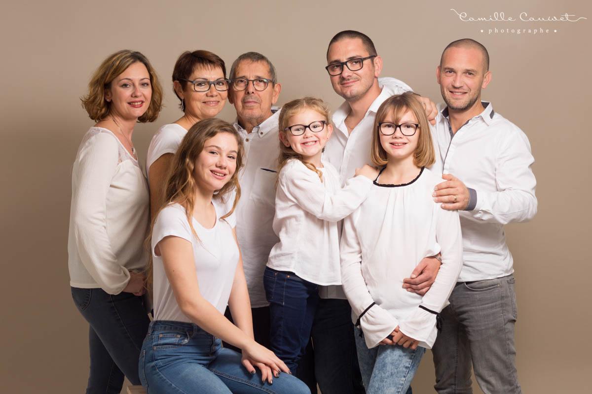 seance photo famille melun