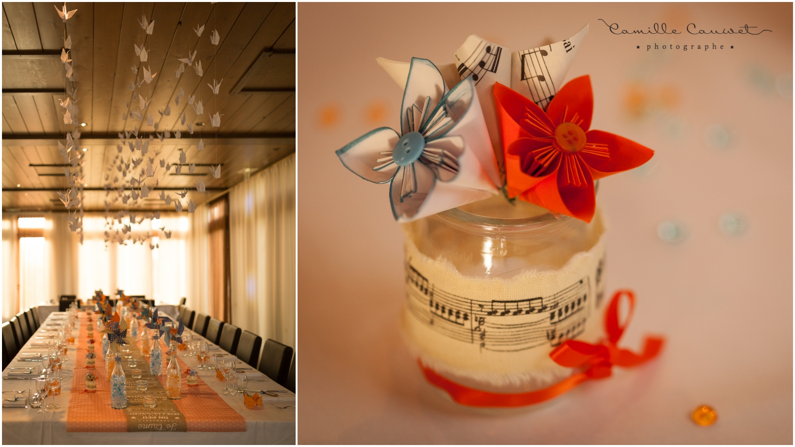 decoration mariage 77
