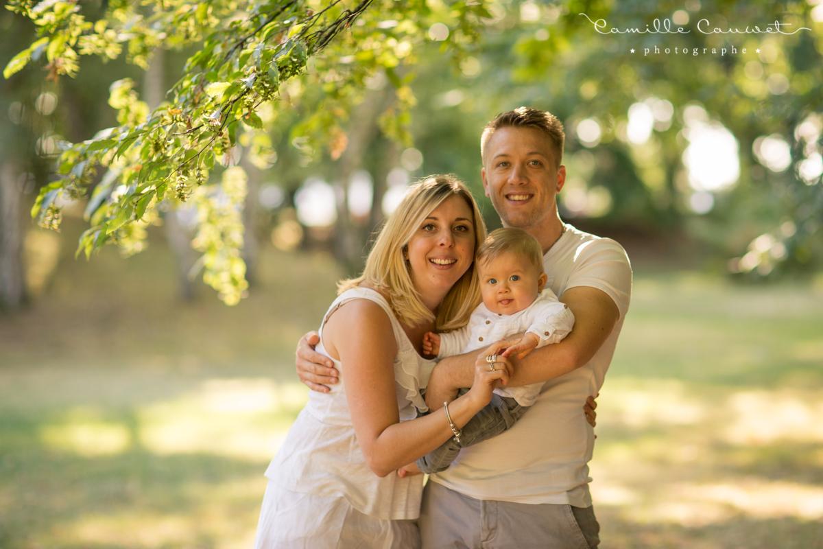 photo famille extérieur