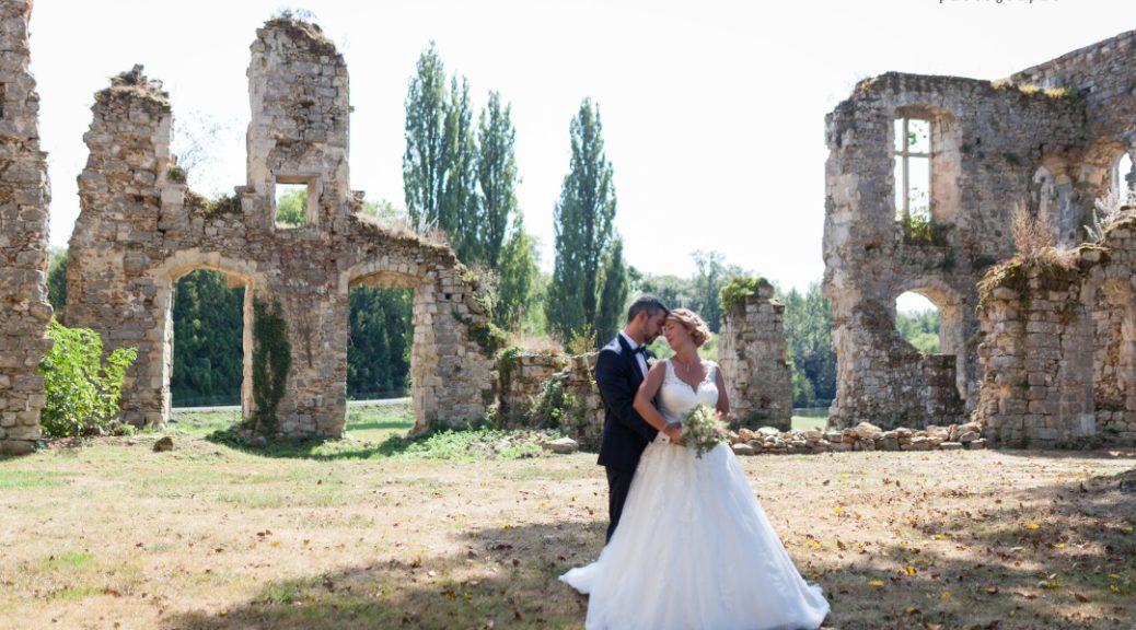 mariés chateau