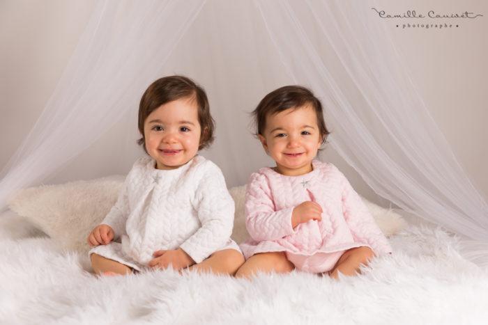 jumelles bébés