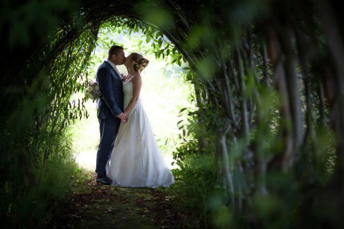 mariées bisou nature