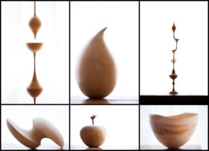 photographe corporate pour entreprise sculpture en bois artisan 77