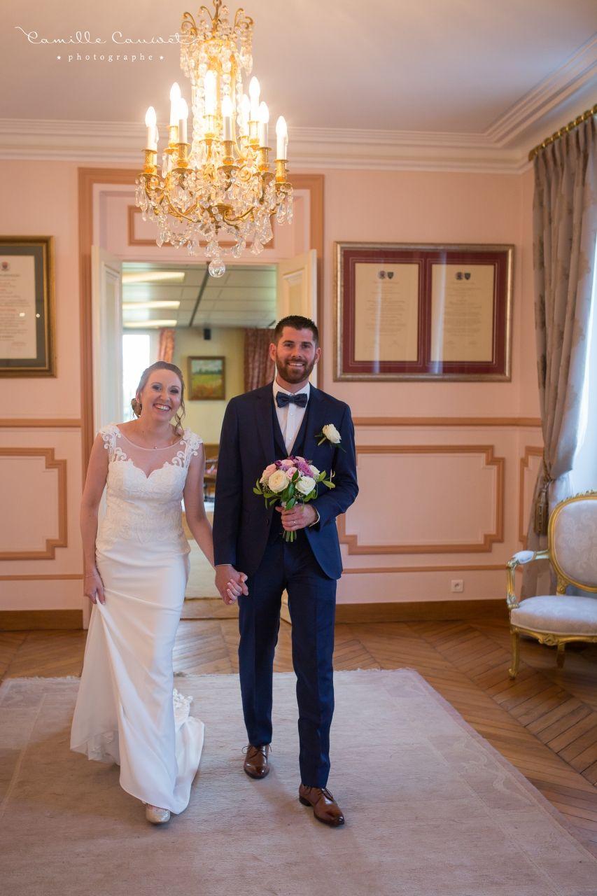 mariés mairie du plessis trévise