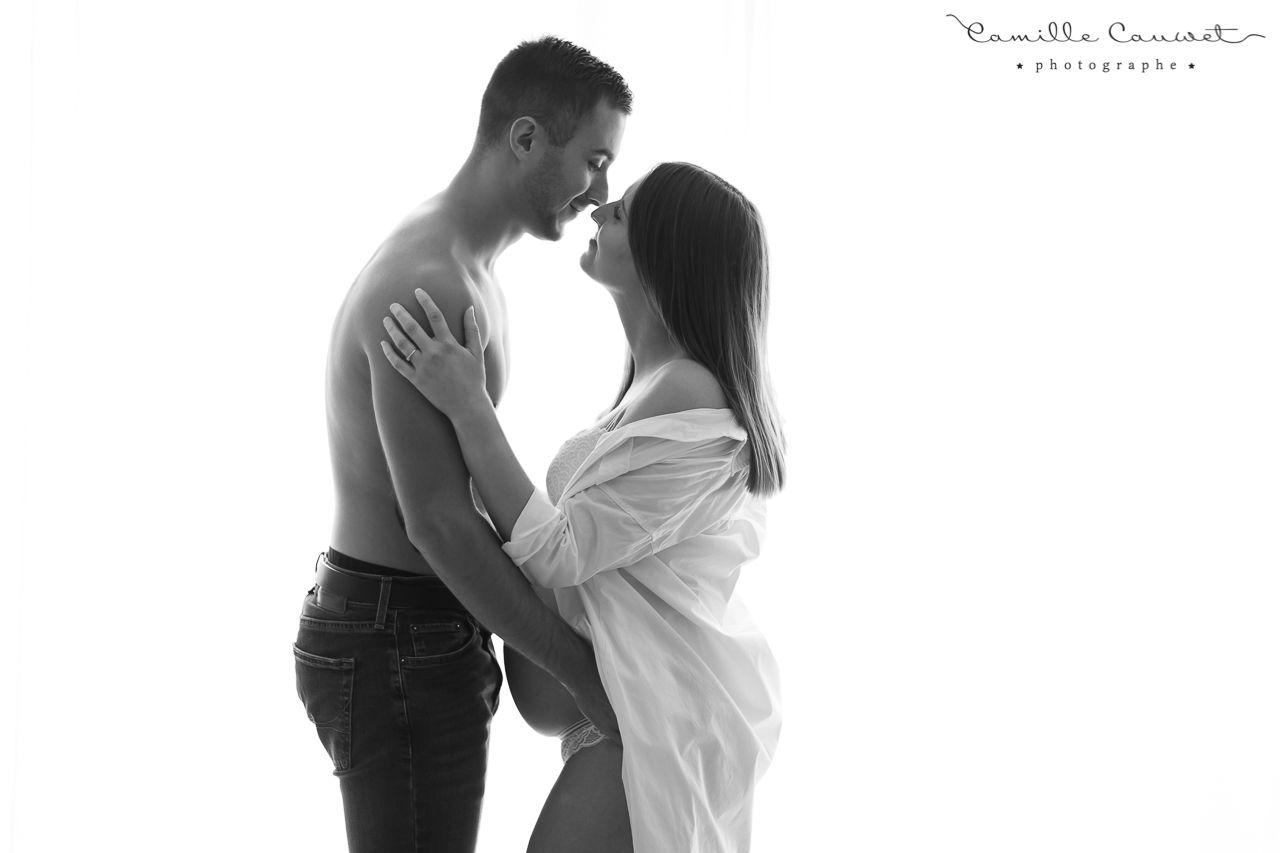 couple grossesse 77