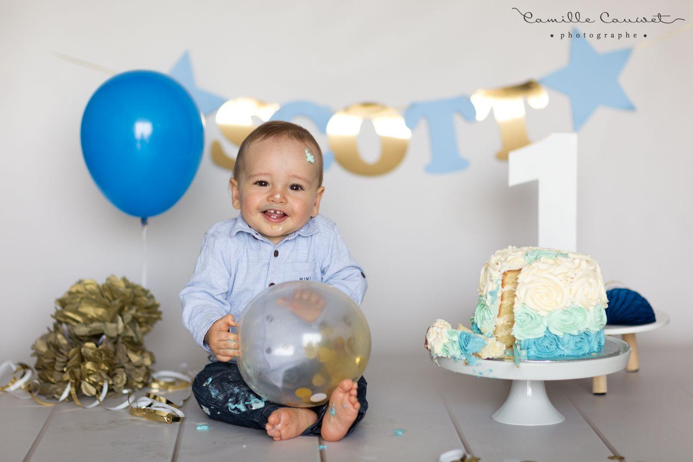 garçon anniversaire 1 an