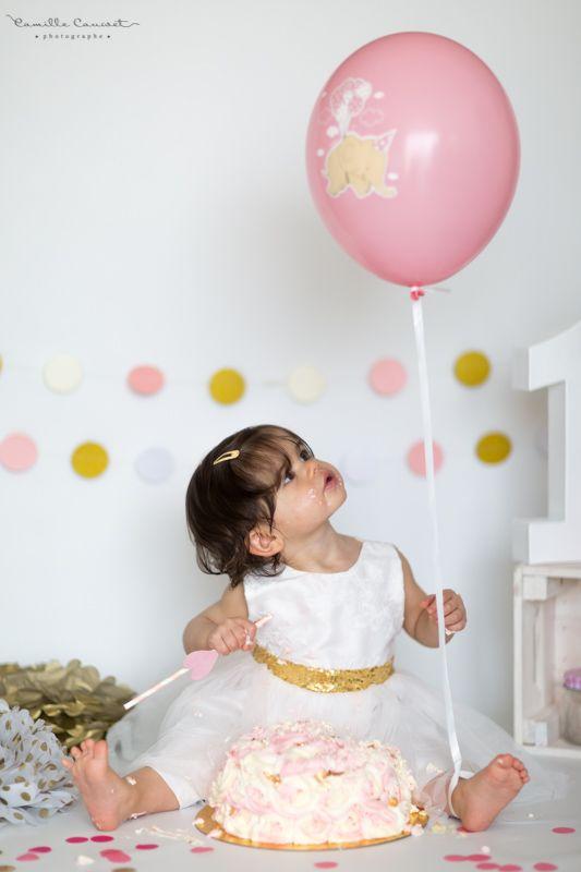 enfant anniversaire gateau