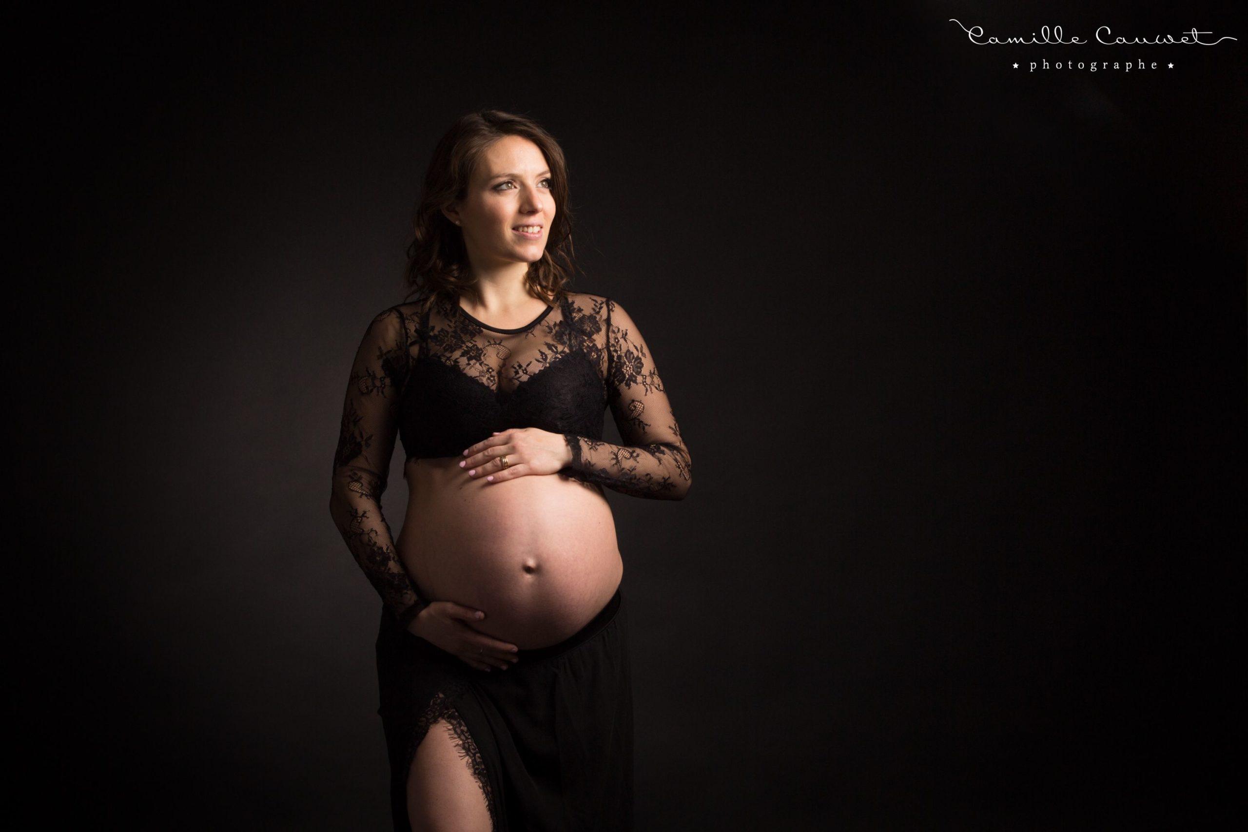 femme enceinte 77